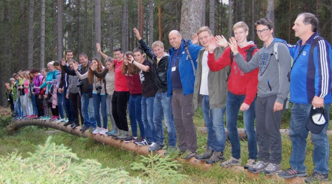 Wildes Europa –  Šumava und Bayrischer Wald