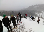 Schneeschuhwanderung k