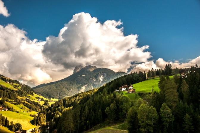 Wildes Europa – Südtirol 18.9. -23.9.2016